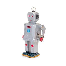 Sparkling Mike Robot model