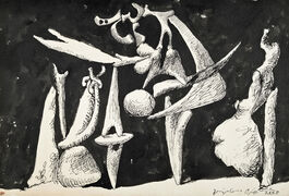 Pablo Picasso: The Crucifixion