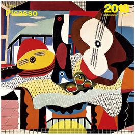 Pablo Picasso 2018 calendar