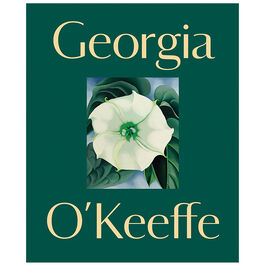 Georgia O`Keeffe (hardback)