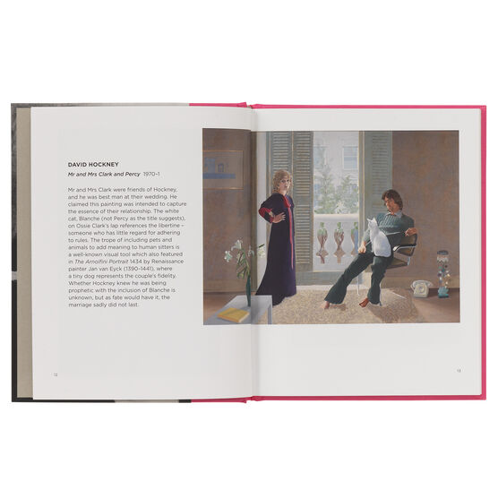 Signed edition of The Cat inside pages