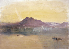 Turner: The Dark Rigi, Sample Study