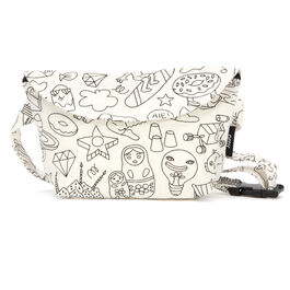 Colouring belly bag