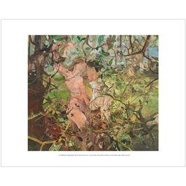 Cecily Brown: Teenage Wildlife mini print