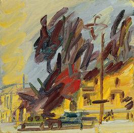 Frank Auerbach: Park Village East