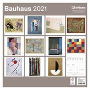 Bauhaus 2021 calendar