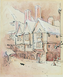 Helen Beatrix Potter: Simpkin Hears the Mice