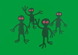 Monro: Green Figures