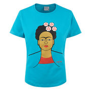 Andy Tuohy Frida Kahlo women's t-shirt