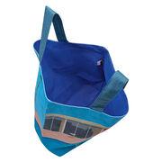 Hockney Bigger Splash Beach Bag