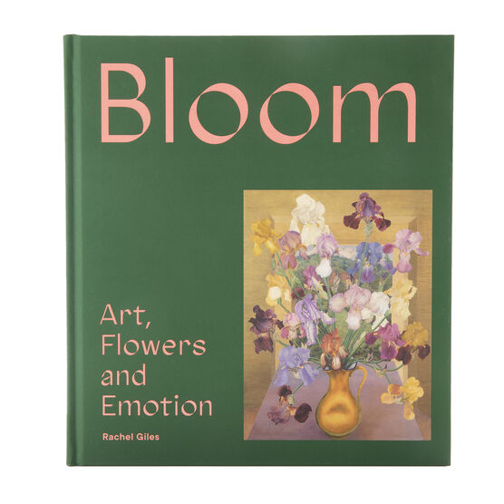 Signed edition of Bloom front cover
