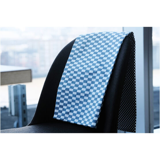 Kangan Arora check tea towel