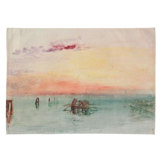 J.M.W. Turner tea towel