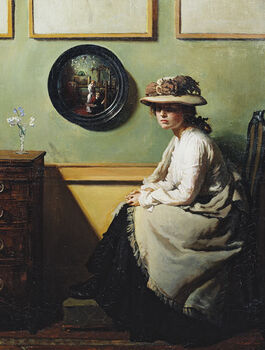 Orpen: The Mirror