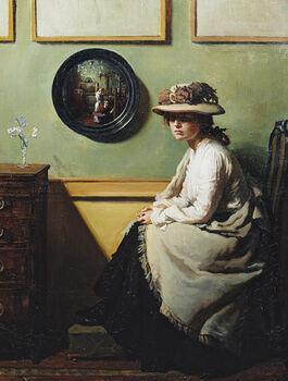 Orpen: The Mirror
