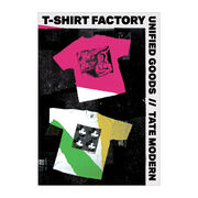 Andy Warhol Zine by Unified Goods front cover