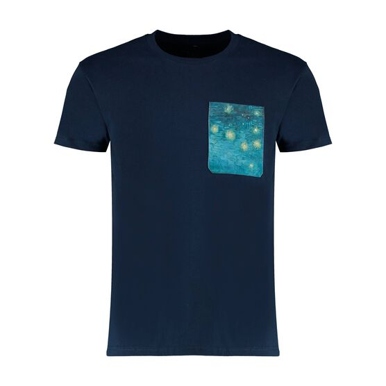Van Gogh Starry Night over the Rhône t-shirt