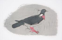 Elisabeth Frink: Wood Pigeons