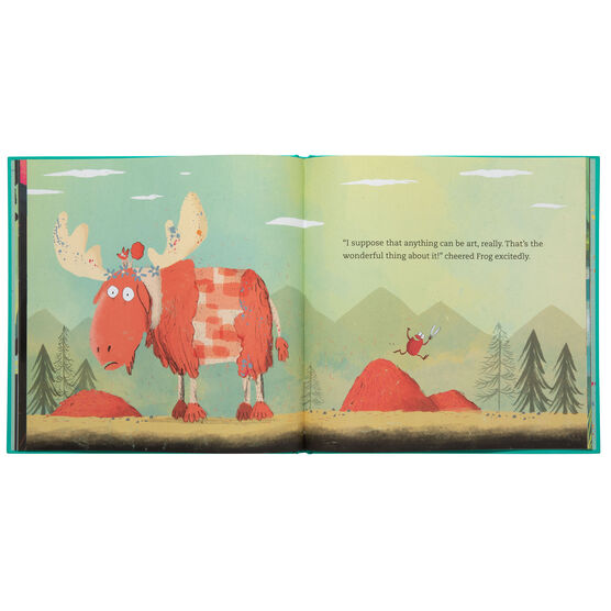 The Great Paint inside pages