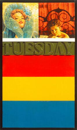 Blake: Tuesday