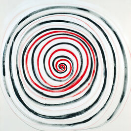 Sir Terry Frost: R. B. and W. Spiral for A.