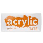 12 acrylic paint set