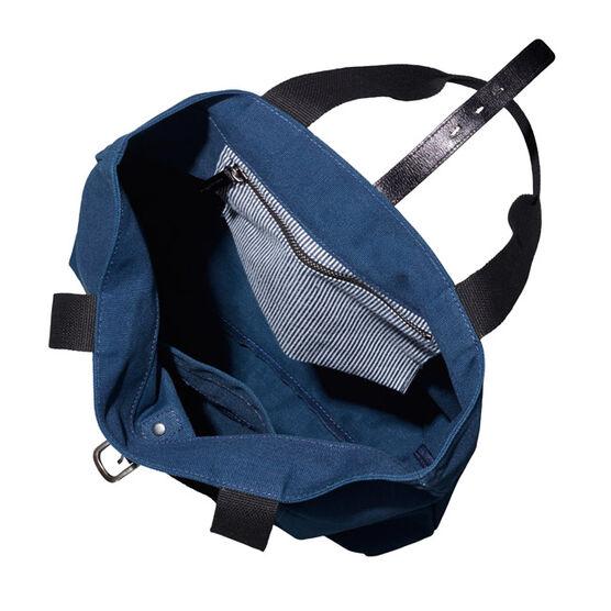 Ally Capellino navy tote bag