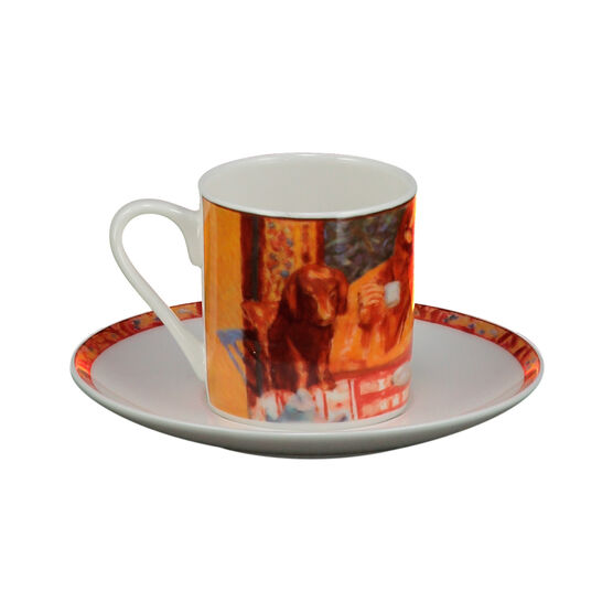 Pierre Bonnard Coffee espresso cup