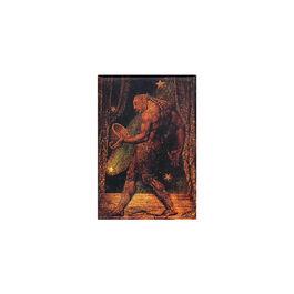 William Blake Ghost of a Flea magnet
