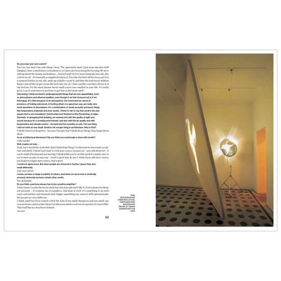 Olafur Eliasson: In Real Life exhibition book