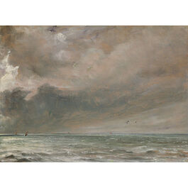 Constable: The Sea near Brighton