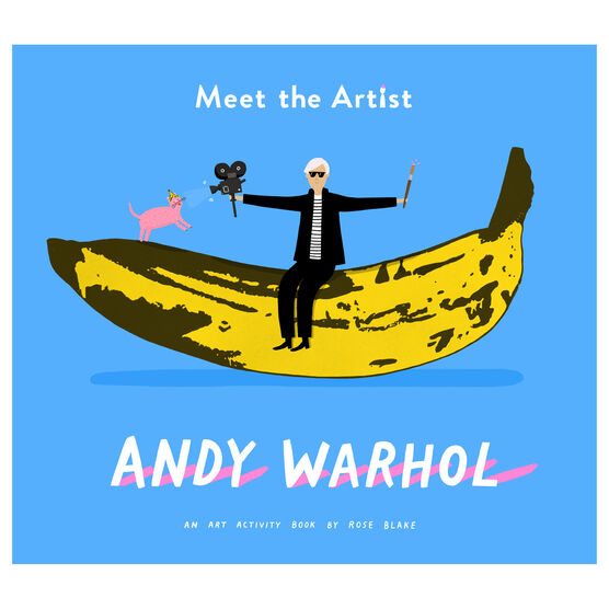 Meet the Artist: Andy Warhol