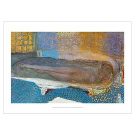 Pierre Bonnard: Nude in the Bath poster
