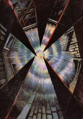 Nevinson: Bursting Shell