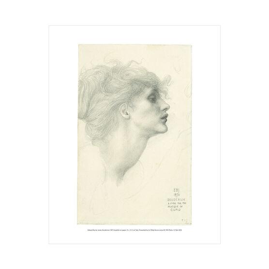 Edward Burne-Jones: Desiderium mini print