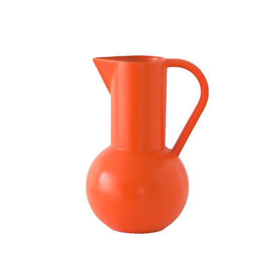 Strøm small orange jug
