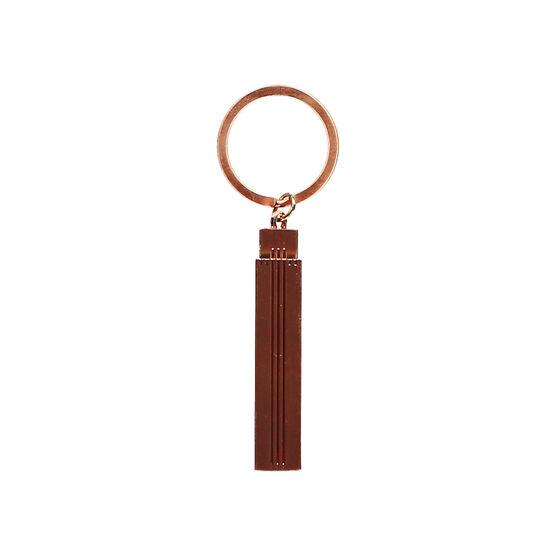 Copper keyring