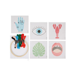 Stitch It embroidery kit