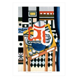 Fernand Léger: Still Life with a Beer Mug poster