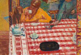 Pierre Bonnard: Coffee