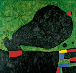 Joan Miró: Message from a Friend