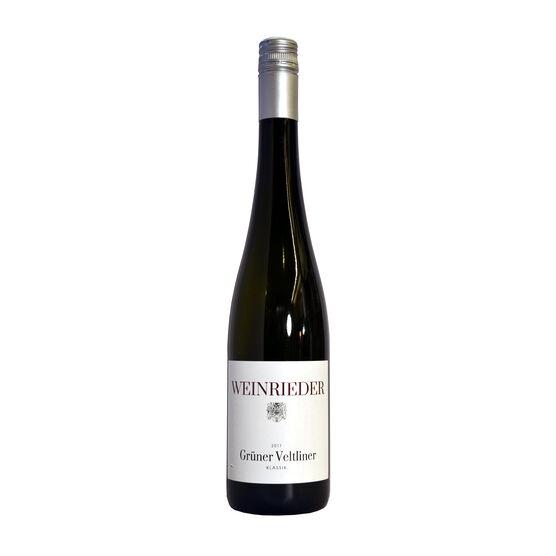 Grüner-Veltliner 'Klassik' 2018 white wine, Austria (case of 6)