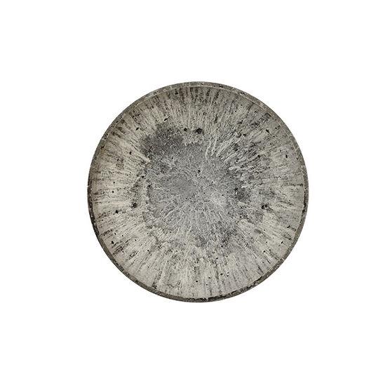 Beton concrete bowl - medium grey