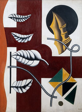 Fernand Léger: Leaves and Shell