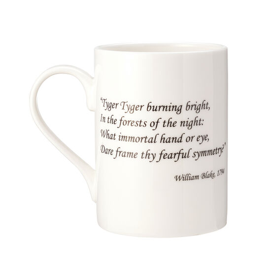 William Blake quote mug