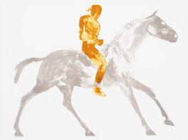 Elisabeth Frink: Horse and Rider