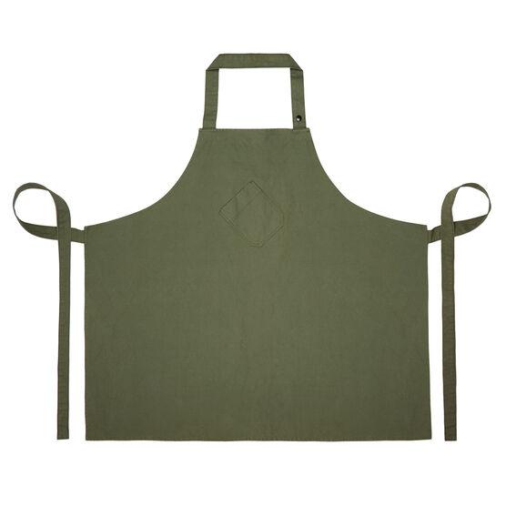 Margaret Howell olive apron
