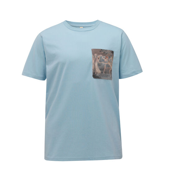 William Blake Fairies Dancing t-shirt