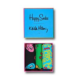Keith Haring sock set