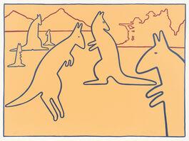 Nicholas Monro: Kangaroos